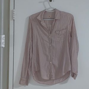 Hollister oxford casual shirt